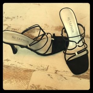 Gorgeous Strappy Heels for a Special Occasion